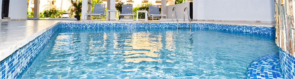 outdoor pool at The SANCTUARY at Los Corales