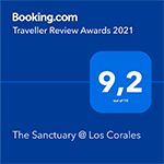 2021 traveller review award from booking.com